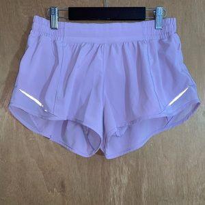 "Lululemon Hottie Hot 2.5"" Lavender Short"
